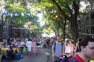 Festa em Outremont