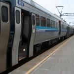 Trem da linha Deux-Montagne