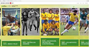 Especial sobre o Brasil na Copa © SOCIÉTÉ RADIO-CANADA 2014