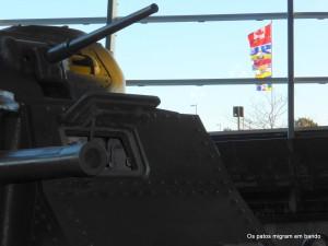 Museu da Guerra - Ottawa